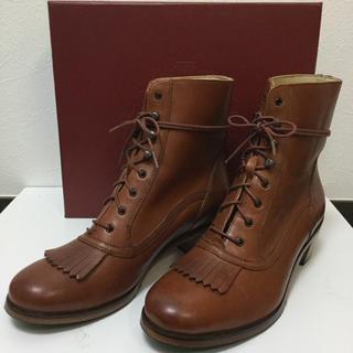 ウルヴァリン(WOLVERINE)のjndwu254様専用 ウルヴァリン ブーツ 24センチ 1000マイル(ブーツ)