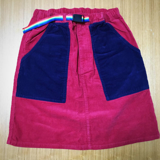 チャムス(CHUMS)の値下げしました☆ CHUMS コーデュロイスカート(ひざ丈スカート)