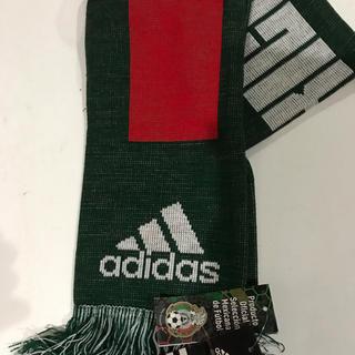 アディダス(adidas)のサッカーメキシコ代表 マフラー adidas(スポーツ選手)