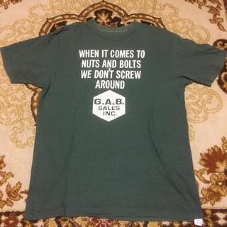ダブルワークス(DUBBLE WORKS)のダブルワークス 半袖Tシャツ GAB(Tシャツ/カットソー(半袖/袖なし))