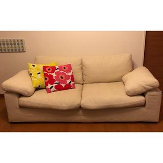オオツカカグ(大塚家具)のIDC大塚家具 DUO/デュオシリーズの2P(二人掛けソファ)