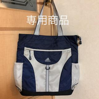 アディダス(adidas)のアディダス adidas トートバッグ *美品*(その他)