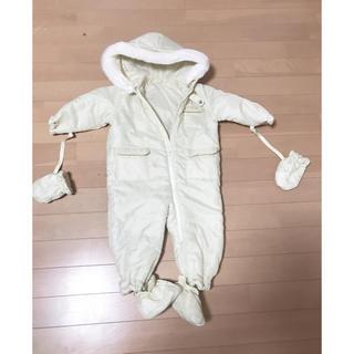 ベビーギャップ(babyGAP)のカバーオール ジャンプスーツ(カバーオール)