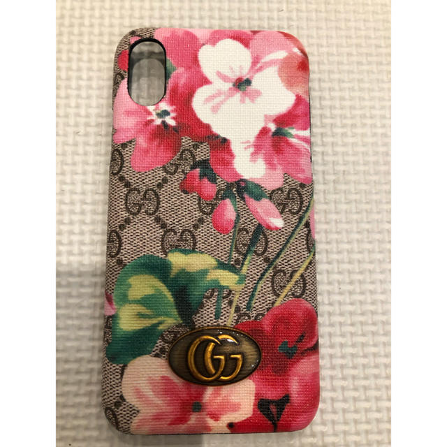Gucci - iPhone X iPhone Xsケースの通販 by bijuu's shop|グッチならラクマ