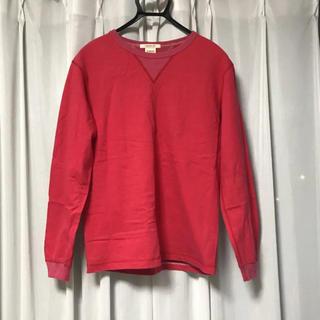 バーンズアウトフィッターズ(Barns OUTFITTERS)の【barns】フラットシーマーシャツ(Tシャツ/カットソー(七分/長袖))