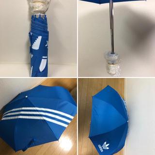 アディダス(adidas)のアディダスオリジナルス 折り畳み傘 缶ケース付き(傘)