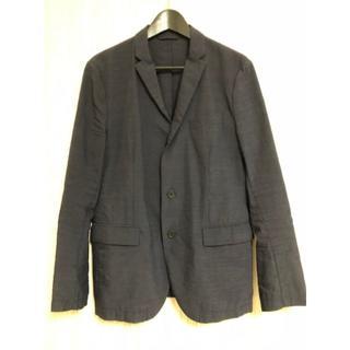 ジョゼフ(JOSEPH)のJOSEPH HOMME ジャケット サイズ 48 ネイビー ジョセフ(テーラードジャケット)
