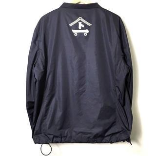 サスクワッチファブリックス(SASQUATCHfabrix.)の【H】17SS サスクワッチファブリックス スポーツジャケット L(ナイロンジャケット)