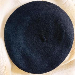 アースミュージックアンドエコロジー(earth music & ecology)のearth Music&ecology ベレー帽(ハンチング/ベレー帽)