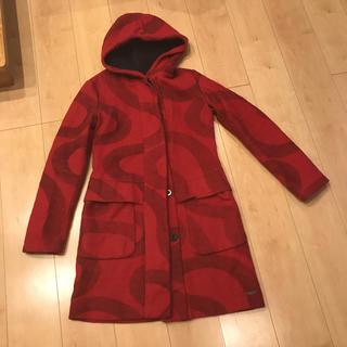 デシグアル(DESIGUAL)のdesigual 赤 レッド コート (その他)
