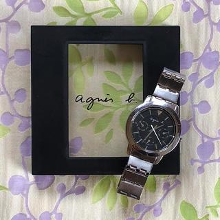 アニエスベー(agnes b.)のアニエス・ベー ☆ 腕時計   稼働品 ㉔(腕時計)
