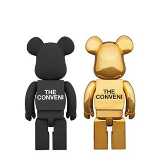 THE CONVENI × fragmentdesign BE@RBRICK