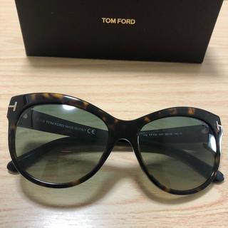 トムフォード(TOM FORD)の【新品未使用】TOM FORDサングラス  TF430 送料込(サングラス/メガネ)