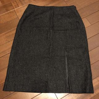 インエ(i.n.e)のi・n・e スカート(ひざ丈スカート)