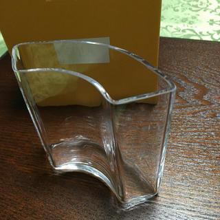 スガハラ(Sghr)のスガハラガラス 花器(花瓶)