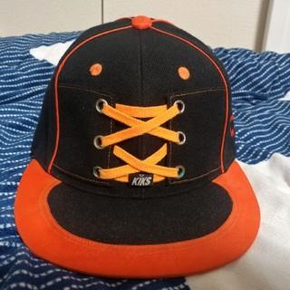 キックスティーワイオー(KIKS TYO)のkiks tyo スニーカー形のキャップ 帽子 Cap (キャップ)
