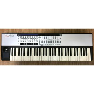 MIDI KEY NOVATION 61SL MkⅡ 美品(MIDIコントローラー)