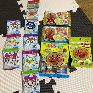 アンパンマン(アンパンマン)のアンパンマンお菓子セット(菓子/デザート)