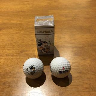 ディズニー(Disney)のゴルフボール ディズニーリゾート Newing(ゴルフ)