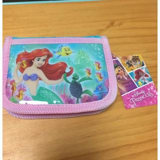ディズニー(Disney)の リトルマーメイド ラウンドウォレット(財布)