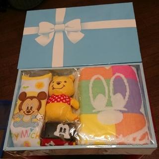 ディズニー(Disney)の赤ちゃんお祝いセット(その他)