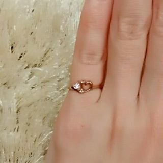 アクセサリーズブラッサム(Accessories Blossom)のblossom ピンキーリング(リング(指輪))