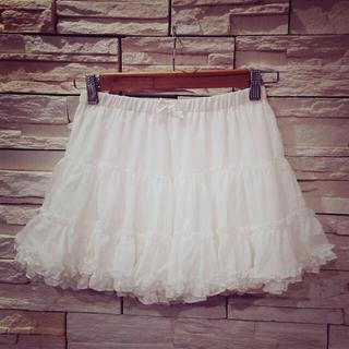 ニーナミュウ(Nina mew)のニーナミュウ フリル スカート ...♡(ミニスカート)
