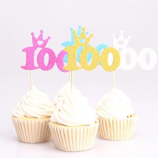 100日祝い ケーキトッパー