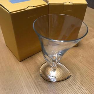スガハラ(Sghr)の新品未使用 スガハラ  グラス ペア(グラス/カップ)