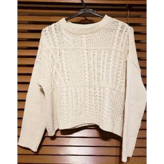 カイラニ(Kai Lani)のKai Lani オフホワイト セーター(ニット/セーター)