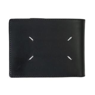 マルタンマルジェラ(Maison Martin Margiela)の[新品未使用] Maison Margiela メゾン マルジェラ 二つ折り財布(折り財布)