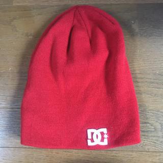 ディーシーシュー(DC SHOE)のニット帽 DC(ニット帽/ビーニー)