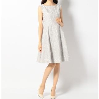 イランイラン(YLANG YLANG)のYLANG YLANG (イランイラン) フラワージャガードドレス(ひざ丈ワンピース)