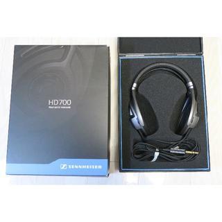 ゼンハイザー(SENNHEISER)のSENNHEISERゼンハイザー HD700 ヘッドフォン(ヘッドフォン/イヤフォン)