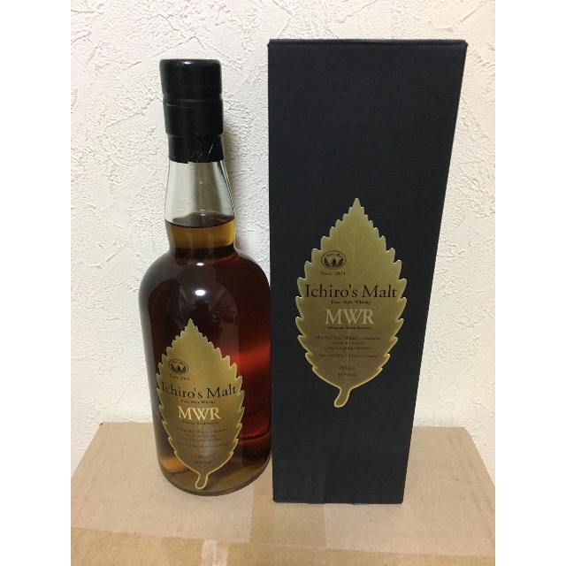 イチローズモルト MWR 食品/飲料/酒の酒(ウイスキー)の商品写真