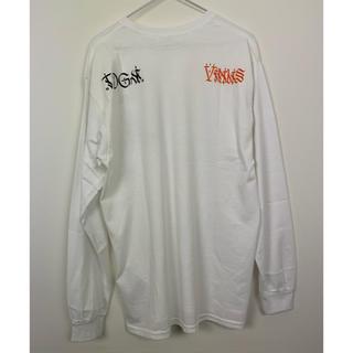 トーガ(TOGA)の新品 TOGA virilis トーガ ビリリース カットソー Tシャツ 46(Tシャツ/カットソー(七分/長袖))
