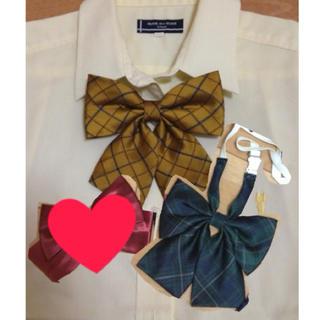 イーストボーイ(EASTBOY)の制服リボン♡2点セット(ネクタイ)