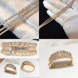 ダイヤモンドリング ブレスレッド (リング(指輪))