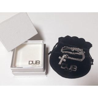 ダブコレクション(DUB Collection)の【売り切りSALE】DUB クロスネックレス(ネックレス)