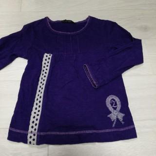 ズッパディズッカ(Zuppa di Zucca)のzuppa di zucca  長袖 Tシャツ サイズ:100(Tシャツ/カットソー)