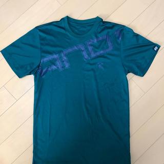 アンドワン(And1)のAND1 バスケ Tシャツ(バスケットボール)