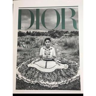 ディオール(Dior)のDior 最新カタログ  封筒を開けただけで一度も読んでおりません。(ファッション)