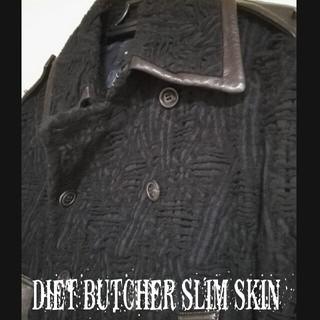 ダイエットブッチャースリムスキン(DIET BUTCHER SLIM SKIN)のDIET BUTCHER SLIM SKIN ピーコート(ピーコート)