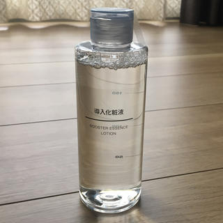 ムジルシリョウヒン(MUJI (無印良品))の導入液 200ml(ブースター / 導入液)