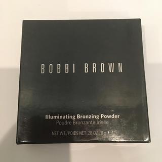 ボビイブラウン(BOBBI BROWN)のボビィ ブラウン イルミネイティング ブロンジング パウダー(フェイスカラー)