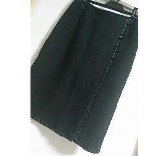 コルディア(CORDIER)の【りん様専用】CORDIERの膝丈スカート【美品】(ひざ丈スカート)