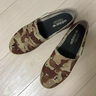 アディダス(adidas)のアディダスオリジナルス スリッポン(スリッポン/モカシン)