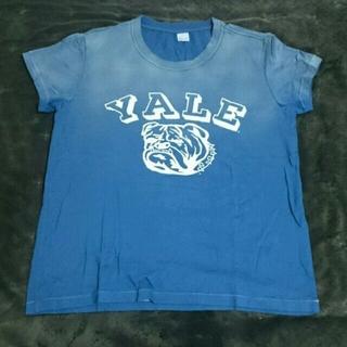 ドゥーズィエムクラス(DEUXIEME CLASSE)のYALEのブルドックTシャツ(シャツ/ブラウス(半袖/袖なし))