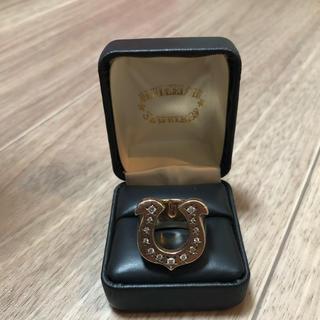 テンダーロイン(TENDERLOIN)のテンダーロイン ホースシューリング ダイヤ 8K (リング(指輪))