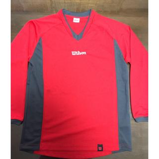 ウィルソン(wilson)のウィルソン ロンT ユニS(Tシャツ(長袖/七分))